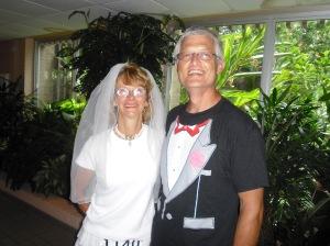 Nancy and Mark Kelly