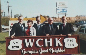 These 5 opened WCHK in 1957